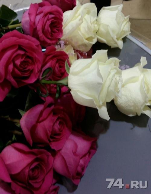 Доставка цветов под срез челябинск как купить растения многолетники, розы, лилии, в украине