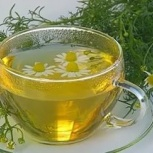 """Чай липовый зелёный вкусный и полезный """"Липа-ромашка"""", Челябинск"""