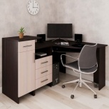 Новый угловой компьютерный стол №04, Челябинск