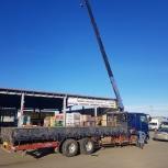 Манипулятор 15 тонн, Челябинск