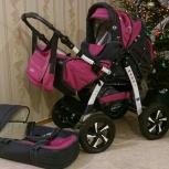детская коляска трансформер Baby-Merc с сумкой-переноской, Челябинск