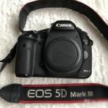 Фотоаппарат Canon Eos 5d mark iii body сумка карта зарядка акб, Челябинск