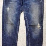 Джинсы Benetton Jeans Италия 34/34, Челябинск