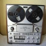 Илеть 102-2 (серебро ) - магнитофон, Челябинск