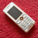 Телефон sony ericsson w200 (камера, fm, microms, mp3), Челябинск