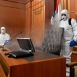 Дезодорация от трупного и других запахов, Челябинск