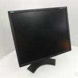 "Монитор Nec LCD 19"" 1990SX Black, Челябинск"