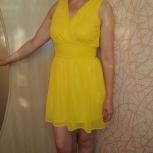 Платье с поясом., Челябинск