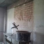Штукатурка стен по маякам, Челябинск
