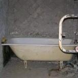 Бесплатная услуга:вывоз ванн, Челябинск