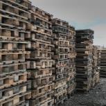 Европоддон деревянный 1200*1000 ТУ 3 сорт, Челябинск