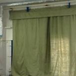 Брезентовые шторы, Брезентовые Шторы в гараж, Брезент, Челябинск