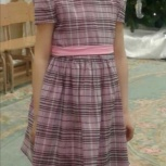 Платье на девочку ростом 116-128см, Челябинск