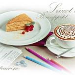 Декор Дельта Керамика Breakfast D3 20x30, Челябинск