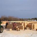 Строительство деревянных домов, Челябинск