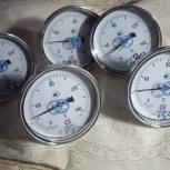 Термометр биметаллический БТ-5, Челябинск