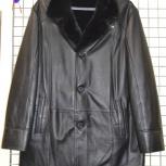 Куртка мужская из натуральной кожи, Челябинск