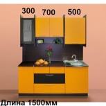 Новая кухня, модель восток-сити, Челябинск