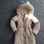 Зимнее пальто для девочки р.146+, Челябинск