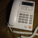 KX-TS2570RU -телефон Panasonic c цифровым автоответчиком, Челябинск
