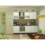 Новая кухня, модель Лилия-2 Белая, Челябинск