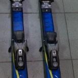 Лыжи горные Rossignol RPM50 +крепления, Челябинск
