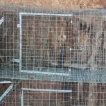 металлические клетки для кроликов, Челябинск