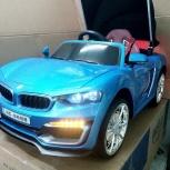 Детский электромобиль BMW кабриолет, Челябинск
