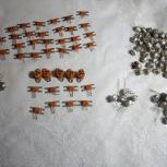 Транзисторы КТ807  КТ905 и другие, Челябинск