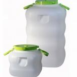 Бочка 80 литров. с крышкой с ручками Белый (1) М6005, Челябинск