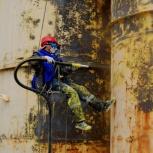 Антикоррозийные работы, работы на высоте, Челябинск