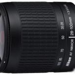Фотоаппарат Nikon 28-100 G af полный кадр кроп nikkor, Челябинск