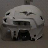 Шлем хоккейный mission, Челябинск