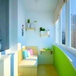 Отделка балкона – Ремонт лоджий в Челябинске, Челябинск