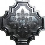 Для изготовления тротуарной брусчатки краковский клевер формы б/у, Челябинск