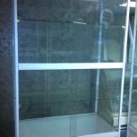 Шкаф-витрина алюминиевый профиль, Челябинск