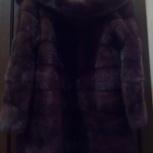 Продам норковую шубу-поперечку, Челябинск