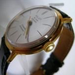 Часы полёт 2627 de luxe, советские, экспортный вариант, автоподзавод, Челябинск