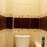 Кафельщик, сантехник ,отделка ванной и туалета, Челябинск
