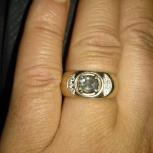 Колечко с бриллиантом  от0.2 карата, Челябинск