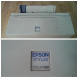 принтер Epson stylus color 660, Челябинск
