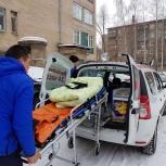 Перевозка больных, Челябинск