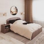 Новая двуспальная кровать №71, Челябинск