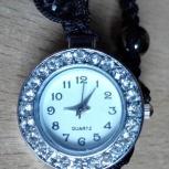 Часы женские наручные quartz на плетенке, Челябинск