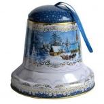 """Подарочный чай-колокольчик """"Снежный Ангел"""", Челябинск"""