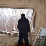 Демонтаж окон, Челябинск