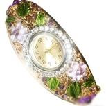 Новые оригинальные часы со стразами, Челябинск