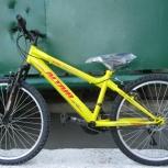 велосипед 5-10 лет новый 20 скоростной, Челябинск