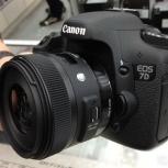 Объектив для Canon Sigma 30 1.4 Art Аренда, Челябинск