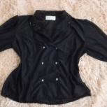 Блузка черная 52 размер, Челябинск